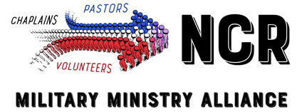 NCR Military Ministry Alliance Logo